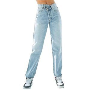 Revice 90's Baby Joey Wash Jeans Size 26 NWT